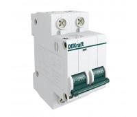 11063DEK, автоматический выключатель ВА101-2P-003A-C