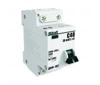 16003DEK, автоматический выключатель дифференциального тока ДИФ102-1N-016А-030-C