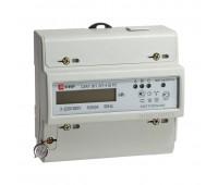 30101P, счетчик электрической энергии СКАТ 301Э/1 - 5(60) Ш Р