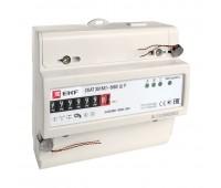 30102P, счетчик электрической энергии СКАТ 301М/1-5(60) Ш Р