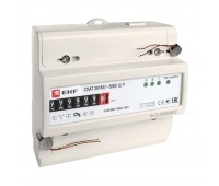 30104P, счетчик электрической энергии СКАТ 301М/1-10(100) Ш Р