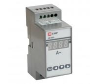 AD-G31, амперметр цифровой на DIN однофазный