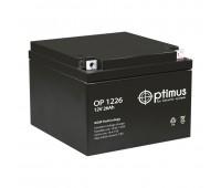 Optimus OP 1226, аккумуляторная батарея