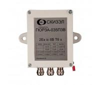 Гюрза-035ПЗВ, извещатель охранный периметровый трибоэлектрический