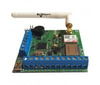 NV 206, охранная контрольная панель с GSM передатчиком