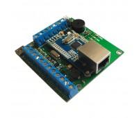 NV 204, охранная контрольная панель с Ethernet коммуникатором