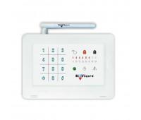 NV 8308, пожарная GSM сигнализация с клавиатурой