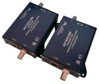 AVT-EOC1000, активный комплект для одновременной передачи IP и аналогового видеосигналов