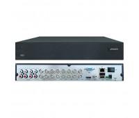 Линия XVR 16 H.265, 16-канальный мультиформатный видеорегистратор